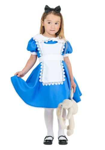 Toddlers Supreme Alice Costume