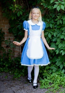 Supreme Girls Alice Costume