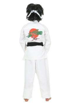 Child Karate Kid Daniel San Costume2