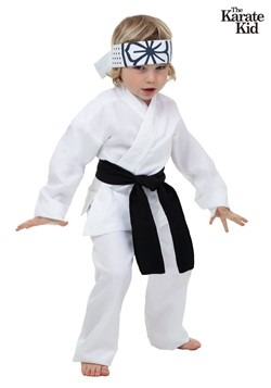 Toddler Karate Kid Daniel San Costume