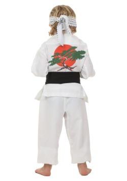 Toddler Karate Kid Daniel San Costume2