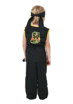 Toddler Cobra Kai Costume1