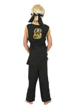 Child Cobra Kai Costume2