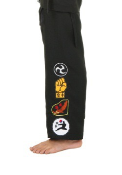 Child Cobra Kai Costume3