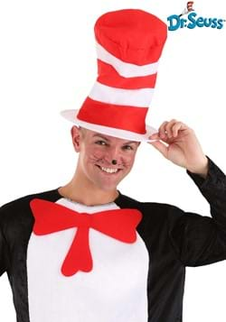 Storybook Cat in the Hat Adult Hat