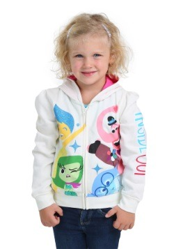 Inside Out Group Girls Hooded Sweatshirt