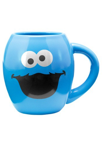 Sesame Street Cookie Monster Mug