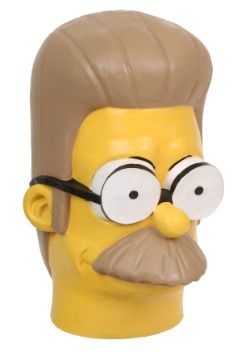 Ned Flanders Costume Mask