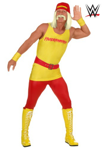 Men's Hulk Hogan WWE Costume