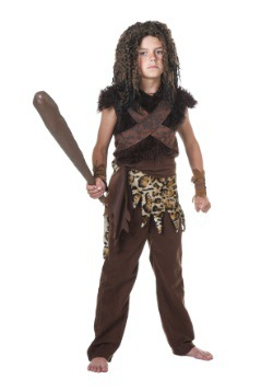 Children's Caveman Costume