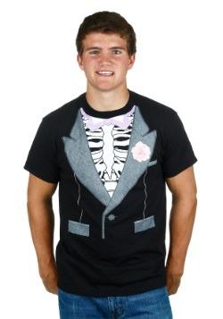 Men's Skeleton Tux T-Shirt