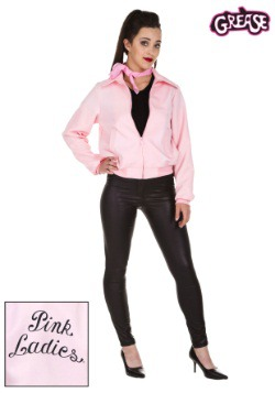 Deluxe Pink Ladies Womens Jacket
