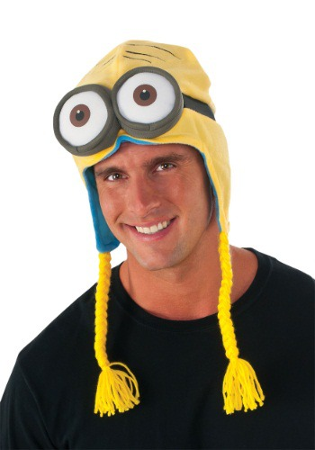Adult Minions Laplander Hat