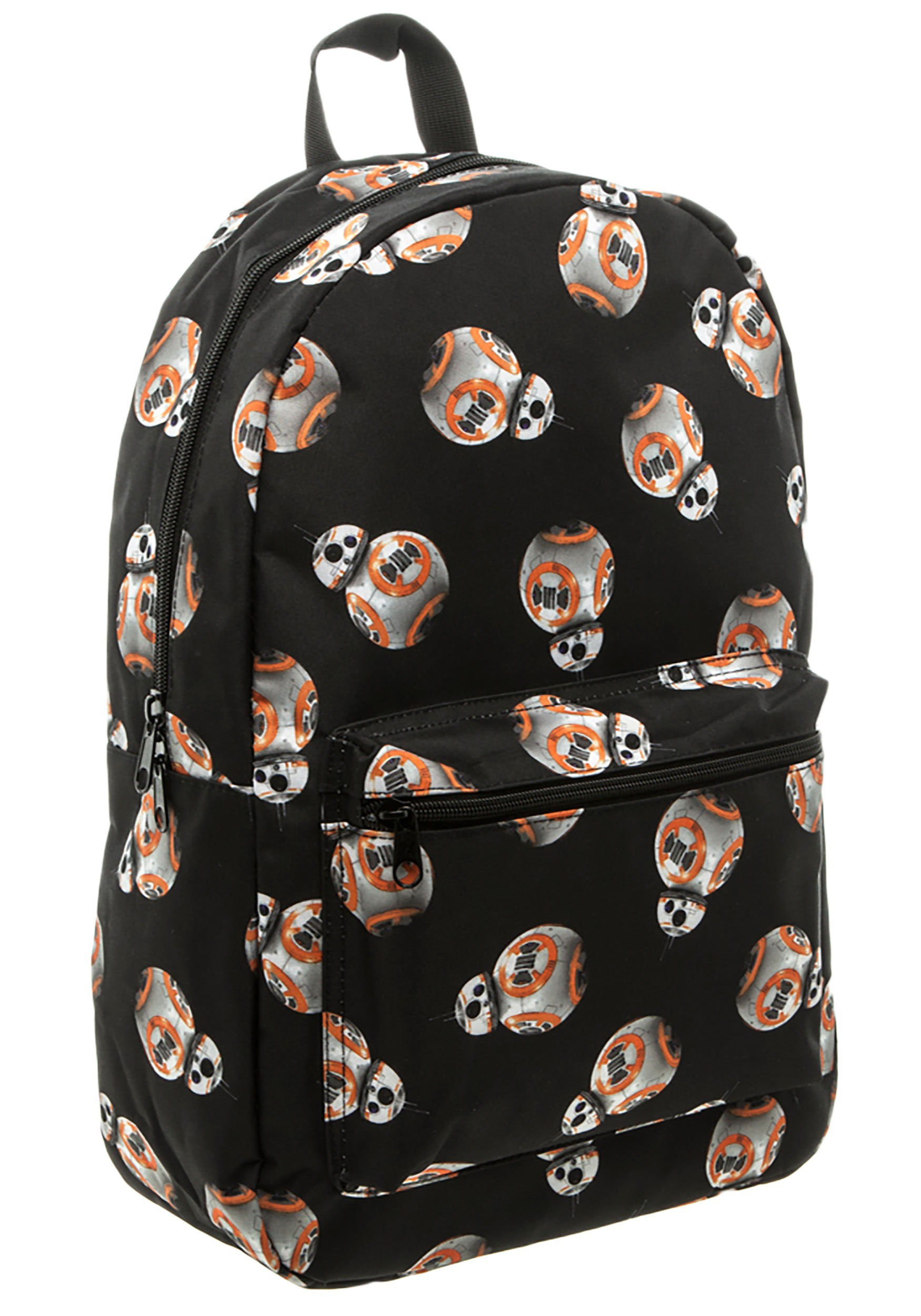 Star Wars BB8 Sublimated Backpack c53c0bd83ecf