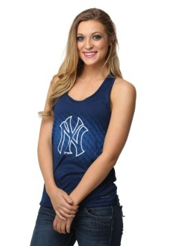 New York Yankees Respect the Training Womens Tank