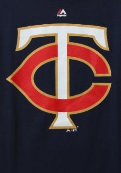 Minnesota Twins Official Logo Men's T-Shirt1