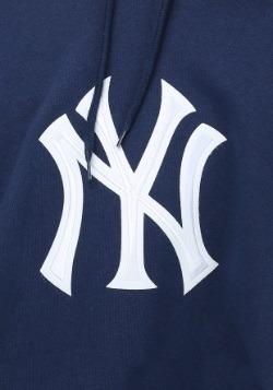 New York Yankees Scoring Position Men's Hooded Sweatshirt2