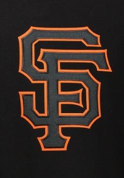 San Francisco Giants Scoring Position Mens Hooded Sweatshirt