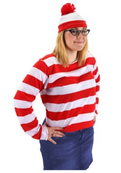 Women's Where's Wenda Plus Costume