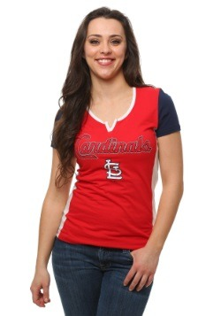 St. Louis Cardinals Time to Shine Women's T-Shirt