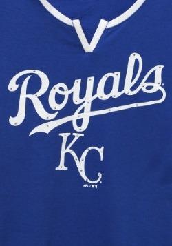 Kansas City Royals Time to Shine Women's T-Shirt 1