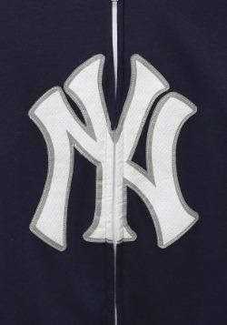 New York Yankees Big Time Attitude Womens Hoodie1
