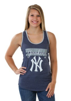 New York Yankees Believe in Greatness Women's Tank Top