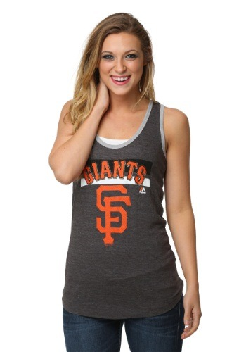 San Francisco Giants Believe in Greatness Women's Tank Top