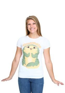 Star Wars Cute Jabba Juniors T-Shirt