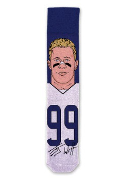 J.J. Watt NFL Socks