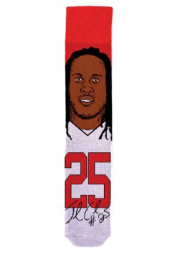 Jamaal Charles NFL Socks