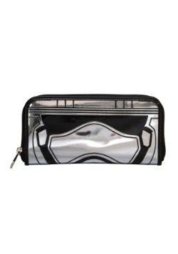 Star Wars Episode 7 Captain Phasma Metallic Wallet