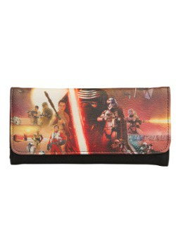 Star Wars Episode 7 The Force Awakens Photo Wallet