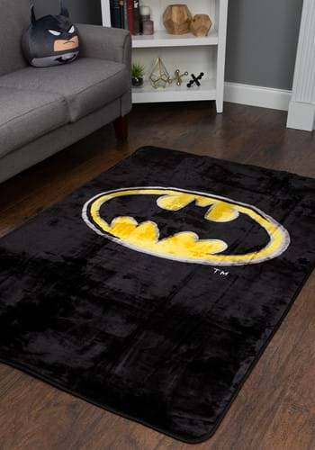 Batman Logo 4'X6' Rug