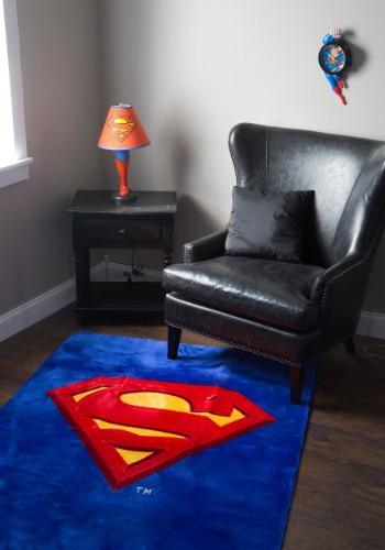 Superman 4'X6' Rug