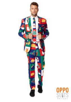 Men's Quilty Pleasure Holiday Opposuit