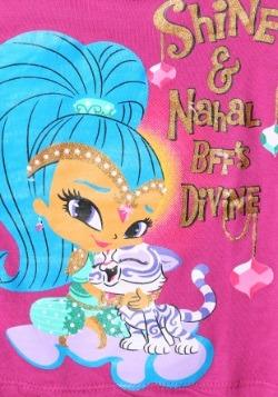 Shimmer & Shine BFFs Divine Girls T-Shirt