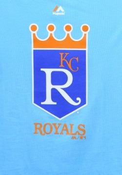 Kansas City Royals Cooperstown Official Logo Kids T-Shirt