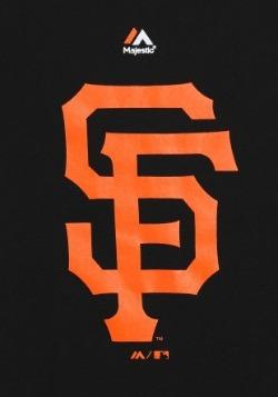 San Francisco Giants Primary Logo Kids T-Shirt 1