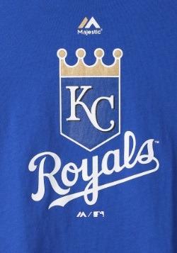 Kansas City Royals Primary Logo Kids Shirt