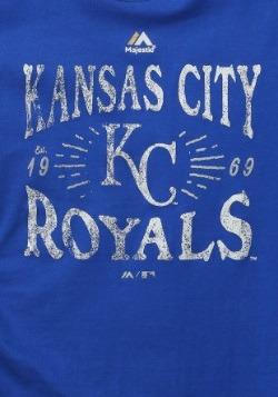 Kansas City Royals Round the Bases Kids T-Shirt1