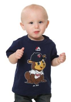 Minnesota Twins Baby Mascot Toddler T-Shirt