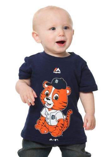 Detroit Tigers Baby Mascot T-Shirt