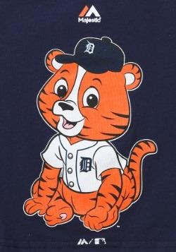Detroit Tigers Baby Mascot T-Shirt1