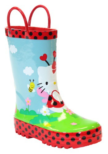 Hello Kitty Child Rainboots