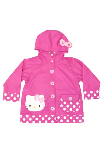 Hello Kitty Pink Child Raincoat
