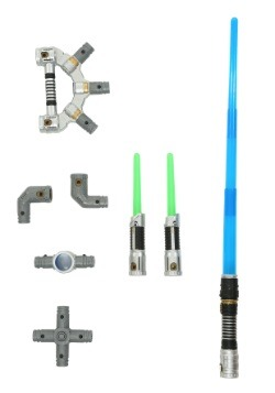 Star Wars Episode 7 Jedi Master Lightsaber Bladebuilder Kit