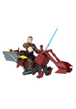 Star Wars Anakin Skywalker Speeder Set