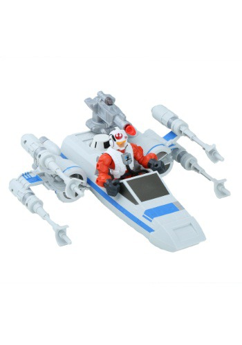 Star Wars X-Wing Hero Mashers Vehicle Set