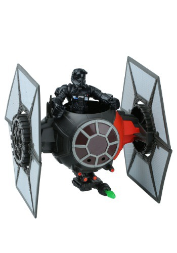 Star Wars TIE Fighter Hero Mashers Vehicle Set